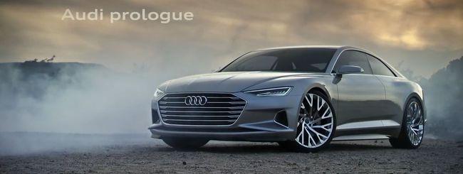 Audi prologue, la nuova era del design