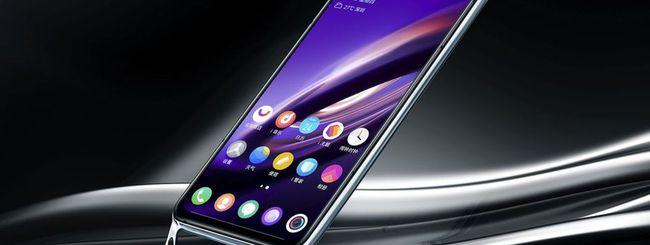Vivo Apex 2019, smartphone 5G senza pulsanti