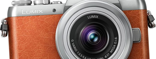Panasonic Lumix DMC-GF8: mirrorless per i selfie