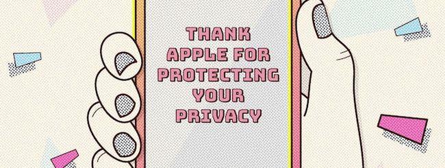 """Mozilla: """"Ringraziate Apple per la protezione della privacy"""""""