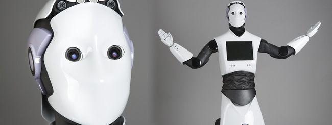 Poliziotti robot per Dubai