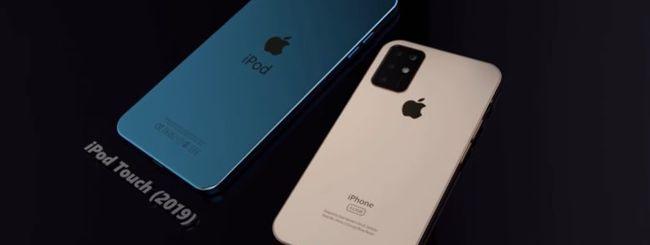 iPod Touch non è morto: settima generazione in arrivo nel 2019