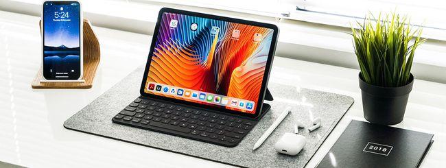 """Apple: iPad Pro """"3D"""" e nuovi MacBook nel 2020"""