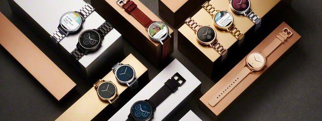 Motorola abbandona il mercato degli smartwatch?