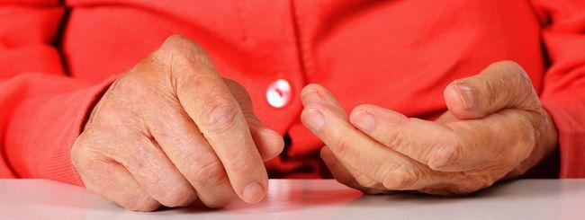 Un'app per combattere il morbo di Parkinson