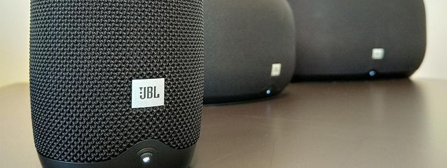 Gli smart speaker JBL Link con Assistente Google