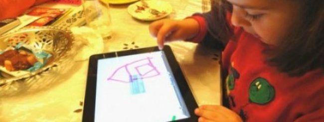 iPad potrebbe motivare i bambini a scuola