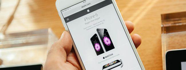 iPhone 6 Plus affamato di traffico dati