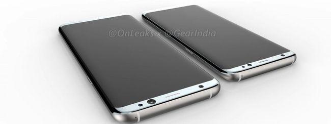 Samsung Galaxy S8 avrà un Infinity Display