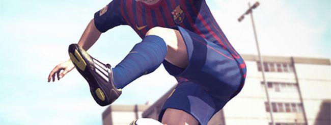 FIFA Street segnerà la fine di Pro Evolution Soccer?