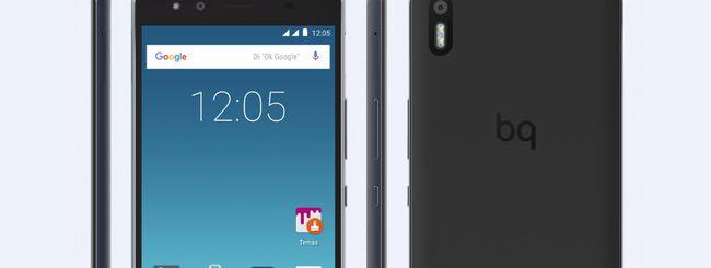 BQ annuncia il nuovo Aquaris X5 Cyanogen Edition