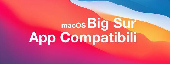 Big Sur imminente: tutte le app compatibili