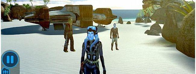 Star Wars: Knights of the Old Republic, Aspyr rilascia la versione per iPad