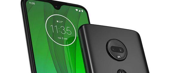 Motorola Moto G7, possibili prezzi in Europa
