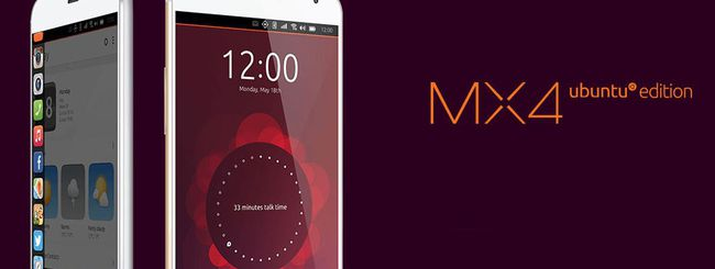 Meizu annuncia un MX4 Ubuntu Edition