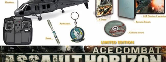 Ace Combat: Assault Horizon, annunciata la Helicopter Edition