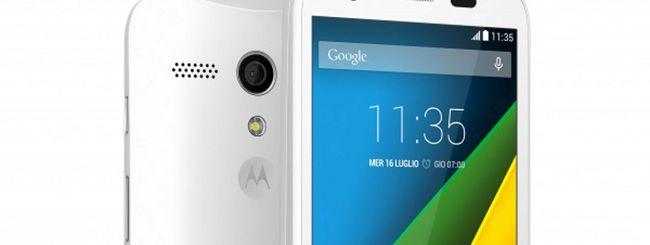 Motorola Moto G LTE arriva in Italia a 229 euro