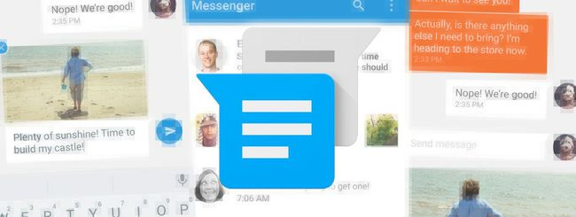 Google: per SMS e MMS è meglio usare Messenger