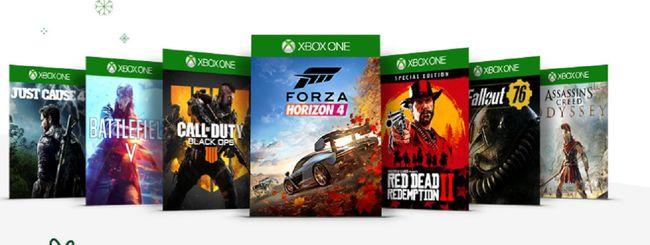 Xbox Countdown al via, 800 videogiochi in offerta