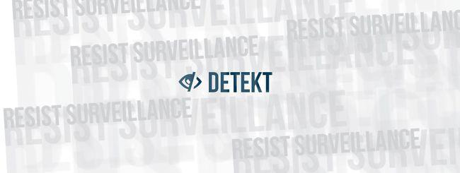 Detekt, l'antispyware per i diritti civili