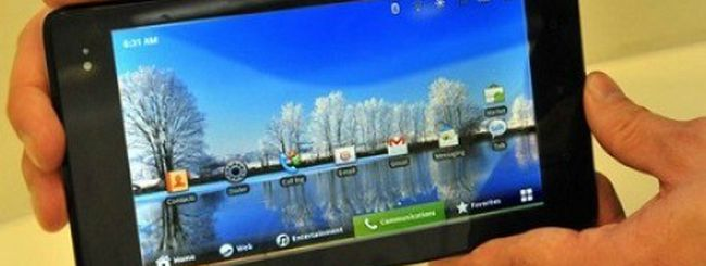 Da Wind arriva il tablet Ideos S7 Slim