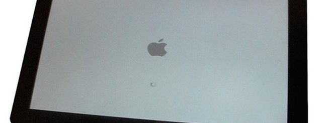 OS X Lion su un tablet Samsung Series 7