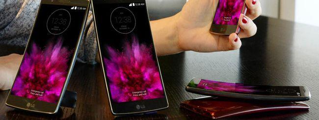 LG G Flex 2 in Italia da Mediaworld a 699 euro