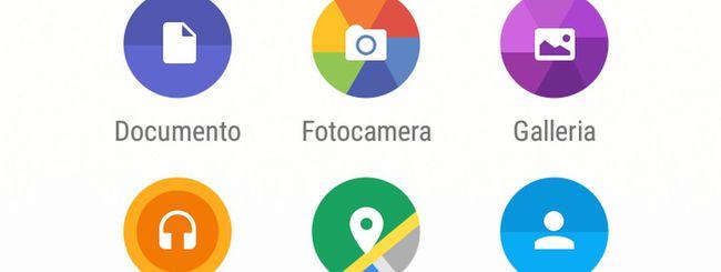 WhatsApp per Android, condivisione dei PDF