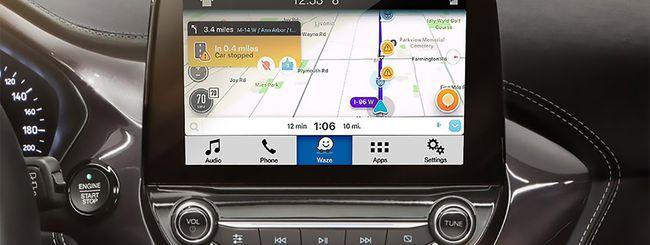 Waze, Ford SYNC 3