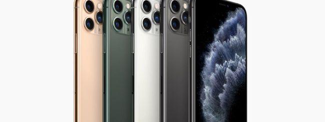 iPhone 11, 11 Pro e 11 Pro Max: prezzi italiani