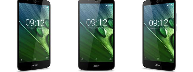 Acer Liquid Zest Plus, fotocamera tri-focus