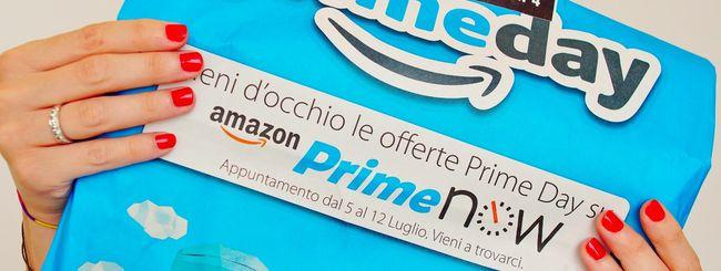 Amazon Prime Day, un'occhiata alle offerte
