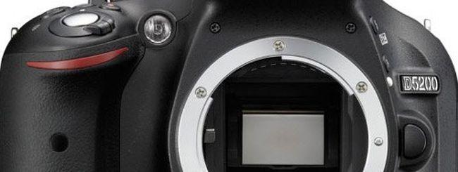 Nikon D5200, specifiche e prime fotografie di prova