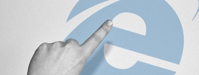 IE11, il primo browser pensato per il touch