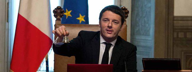 Matteo Renzi rimuove la Webtax