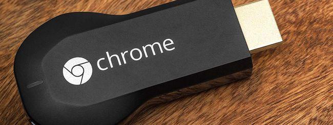 Quattro anni di Chromecast