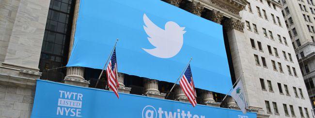 Twitter, numeri di telefono usati per pubblicità