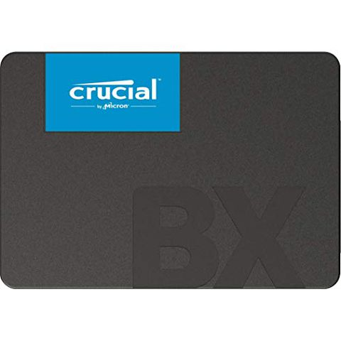 Crucial BX500 2 TB (fino a 540 MB/s, SSD Interno)