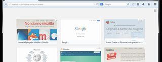Mozilla Firefox 29, le immagini