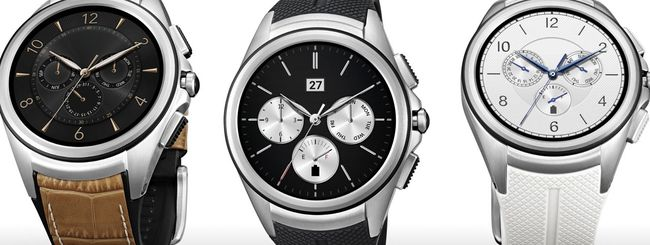 LG Watch Urbane (2nd Edition), lo smartwatch 4G