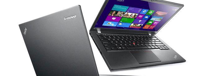 Notebook Lenovo ricondizionati: 3 modelli da provare