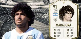 Maradona FIFA 21 FUT