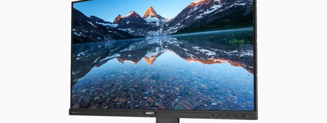 Philips svela 252B9, il monitor che salvaguarda l'ambiente