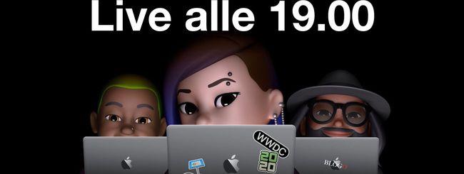 WWDC 2020: Rivivi la magia del Live