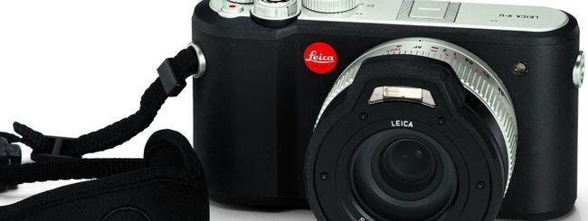 Leica X-U, la prima rugged