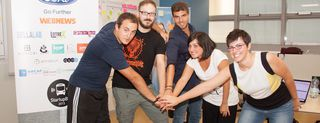 StartupBus: team FreedHome