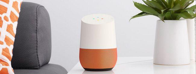 Google Home e lo streaming musicale Bluetooth