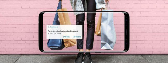 Galaxy S8, Bixby inizia a parlare in inglese