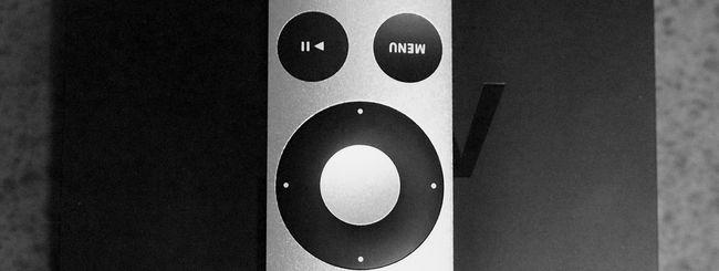 Nuova Apple TV, posticipo nel 2015
