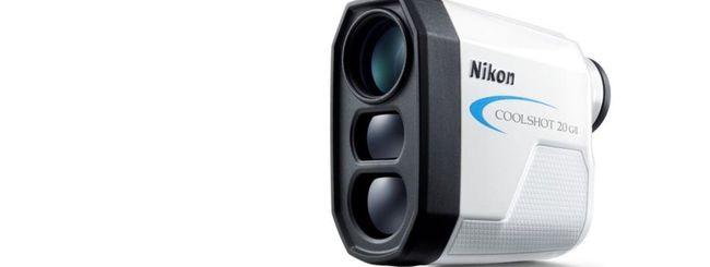 Nikon presenta il nuovo Coolshot 20 GII